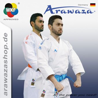 Arawaza Amber Evolution Premiere Leauge, WKF approved