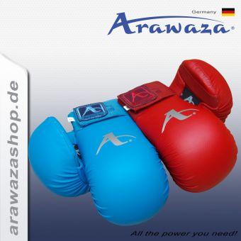 Arawaza Fist protection WKF Style M | Blue