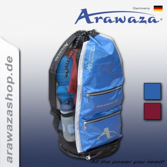 Arawaza Gear Bag, Carrier bag Red
