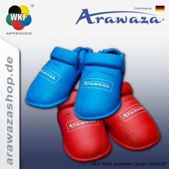 Arawaza Instep only WKF Approved