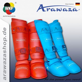 Arawaza Shin / Instep - WKF approved S | Red