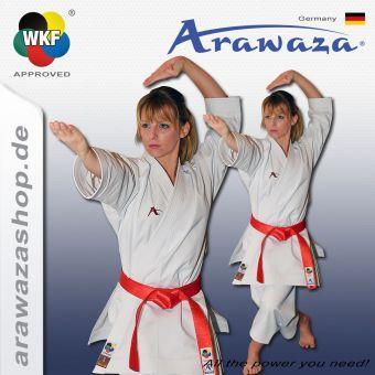 Arawaza Kids Amber Evolution WKF Kata Gi